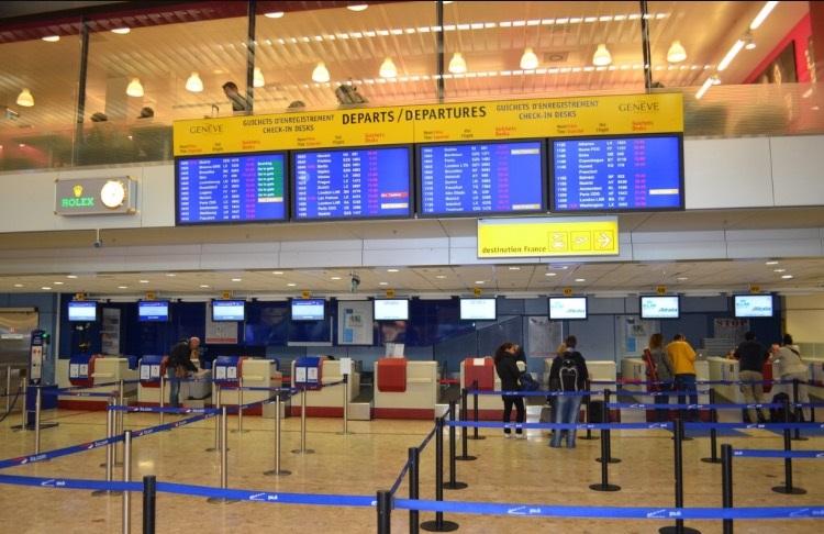 Aéroport de Génève