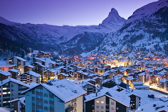A040GF Zermatt, Valais, Switzerland