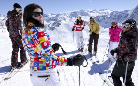 courcehvel ski